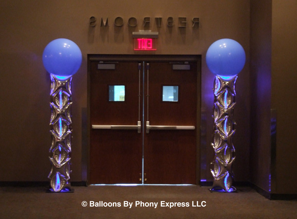 Phony Express Futuristic amp Space Theme Decorations