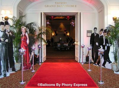 phony express hollywood awards night